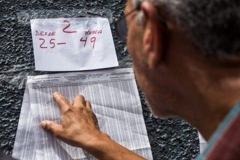 Consejo Nacional Electoral, CNE, Elecciones Primarias
