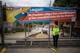 pseuvistas, Consejo Nacional Electoral, CNE, Elecciones Primarias