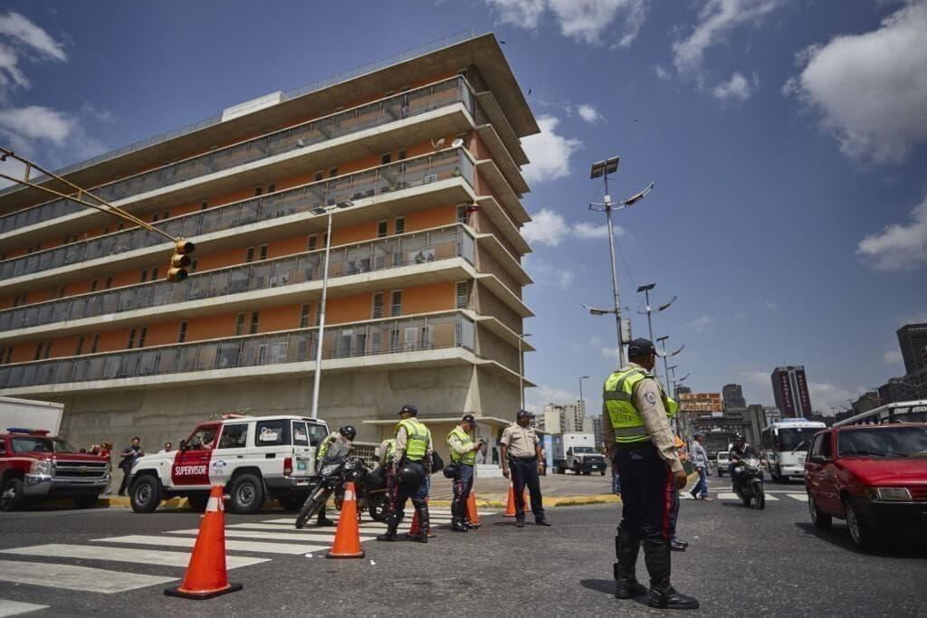 En el urbanismo Omar Torrijos también ejecutaron la OLP´. Cristian Hernández/Crónica Uno