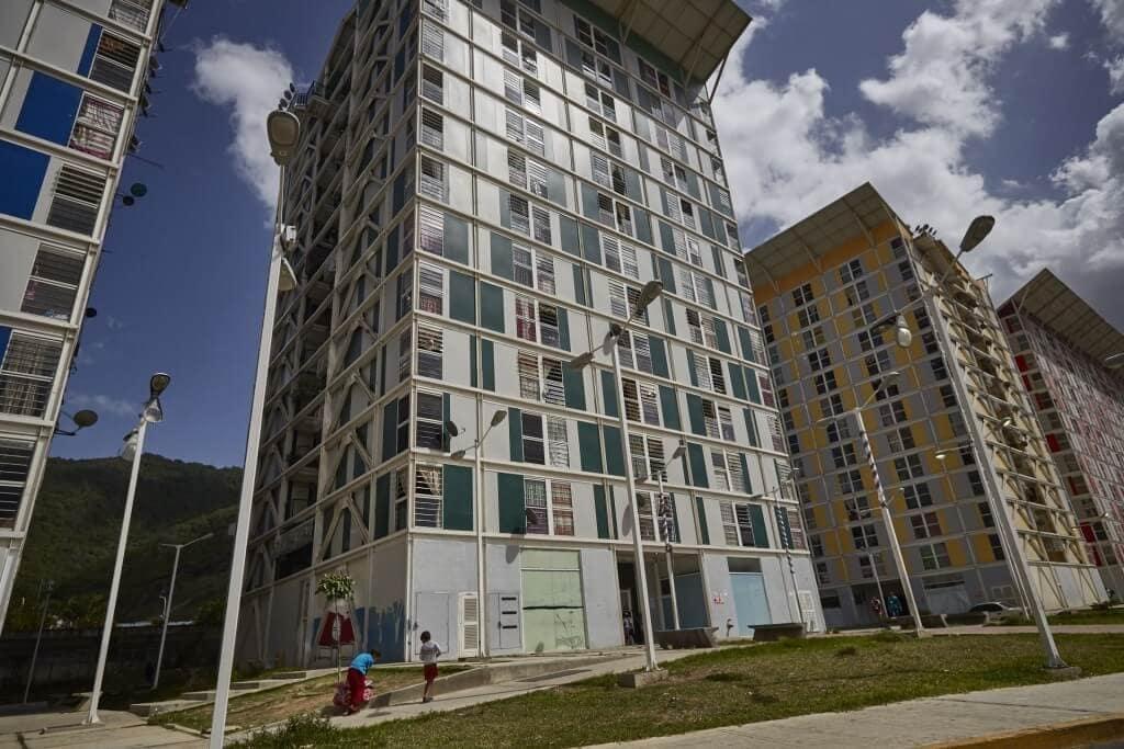 Habitantes denunciaron que desde que asignaron las viviendas dignas en Juan Pablo II la inseguridad incrementó. Cristian Hernández/Crónica Uno