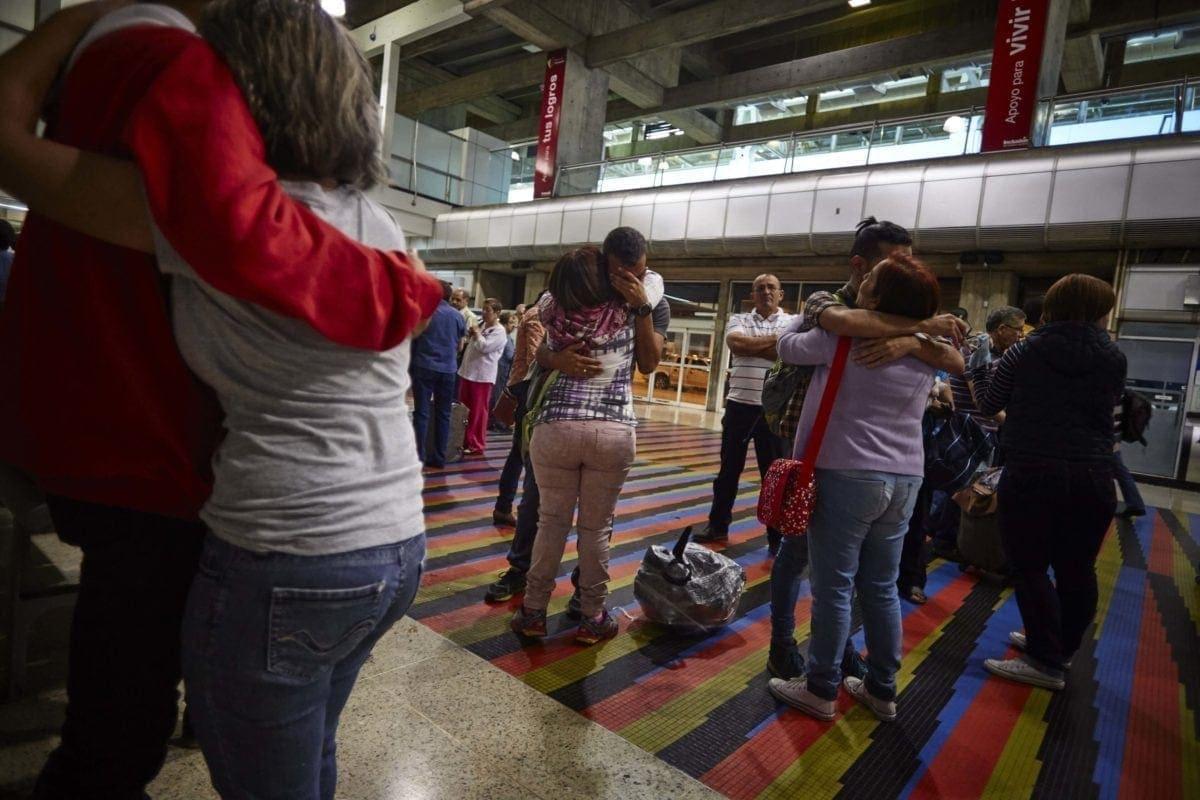 """Chile otorgará """"visa de responsabilidad democrática"""" a emigrantes venezolanos"""