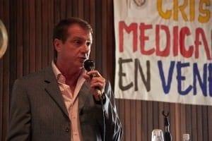 Foro Crisis Medicamentos UCV - Cheché Diaz 8