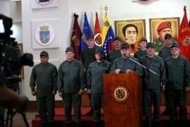 mineros tumeremo | ministro de la defensa