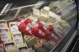 precios de quesos, enlatados y otros rubros se dispararon en 2017