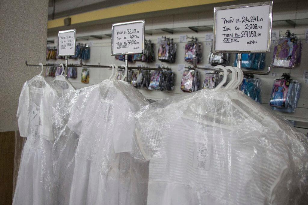 Venta de vestidos para primera comunion en caracas