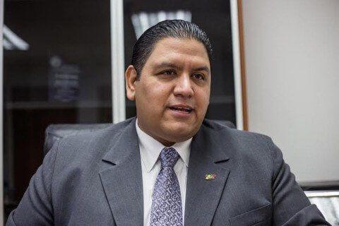 Luis Emilio Rondón. CNE. Rector