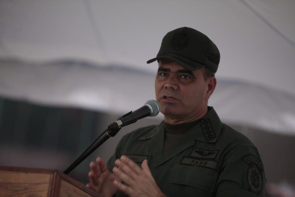 """Padrino López le indica a Tillerson que """"nosotros cumplimos los preceptos constitucionales"""""""