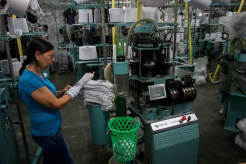 AN actividad económica | aparato industrial