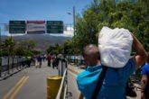 migrantes y refugiados venezolanos
