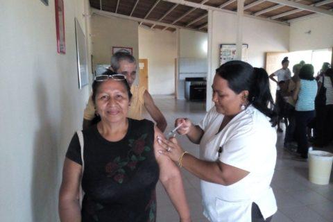 difteria en bolívar