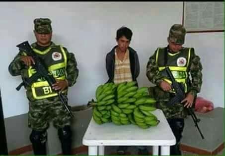 Hurto de plátanos