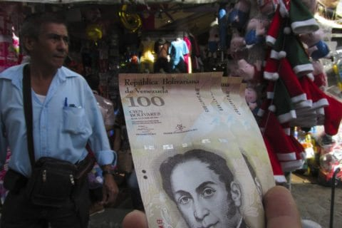 billete de 100 sigue vigente