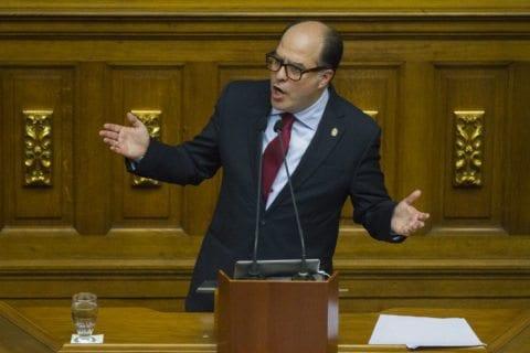 Instalación Asamblea Nacional. AN. Julio Borges