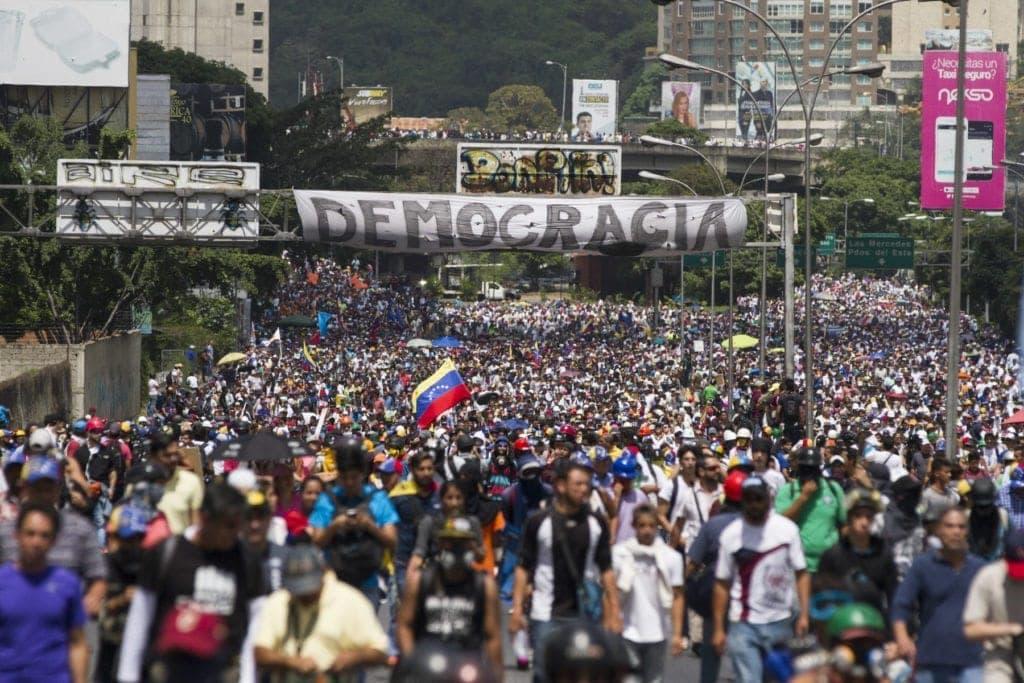"""Oposición convoca a una concentración contra la """"dictadura asesina"""" este sábado"""