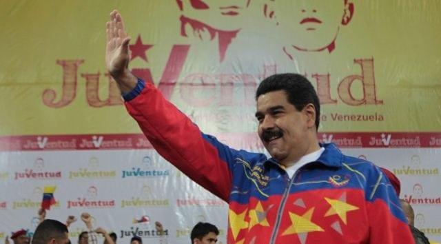 Maduro: Estoy a la orden de la patria para asumir la candidatura presidencial