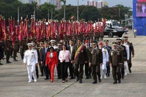 76 funcionarios y exfuncionarios del gobierno venezolano han sido sancionados desde 2015