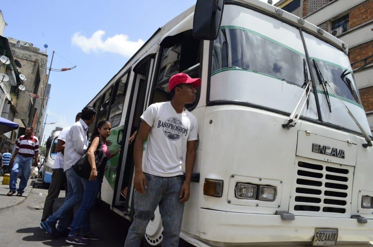 Transporte público en Maracaibo trabajará solo tres días a la semana