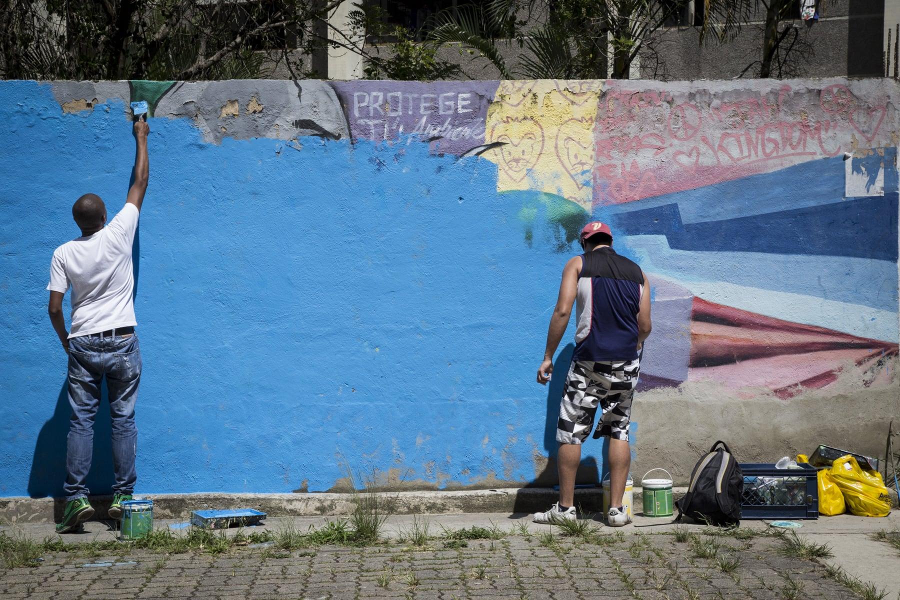 Mural Caricuao