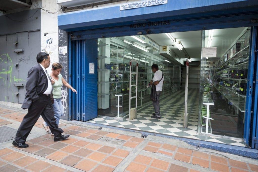 Recorrido electrodomésticos, Pablo Electronica, La Candelaria