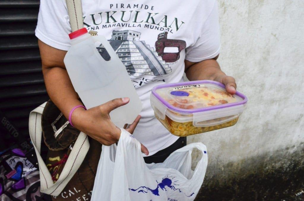 Comida, presos, alimentacion
