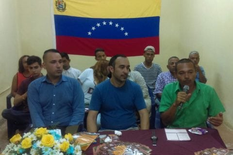 elecciones regionales 2017, Elerín Arias, Maracay,