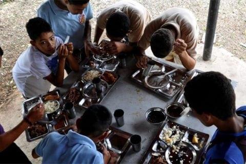 PAE, Carabobo, programa alimentación, estudiantes, comida, crisis alimentaria