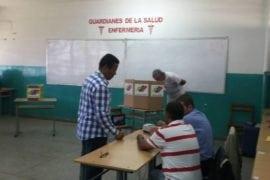 elecciones regionales. Aragua
