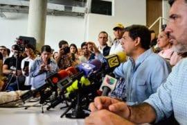 Carlos Ocariz, Política, Regionales, Miranda, 2017