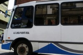 Transporte Tachira