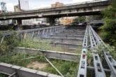 Puentes desmontados Autopista Francisco Fajardo