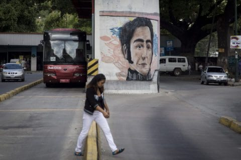 Recorrido Bus Caracas | dirigentes comunitarios de caracas