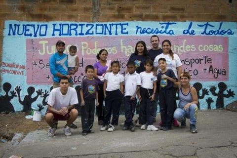 Mural Nuevo Horizonte