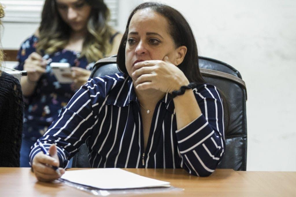 María Paz Castillo.