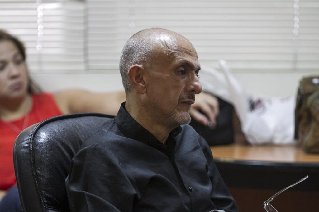 David Vallenilla, padre de David Vallenilla.