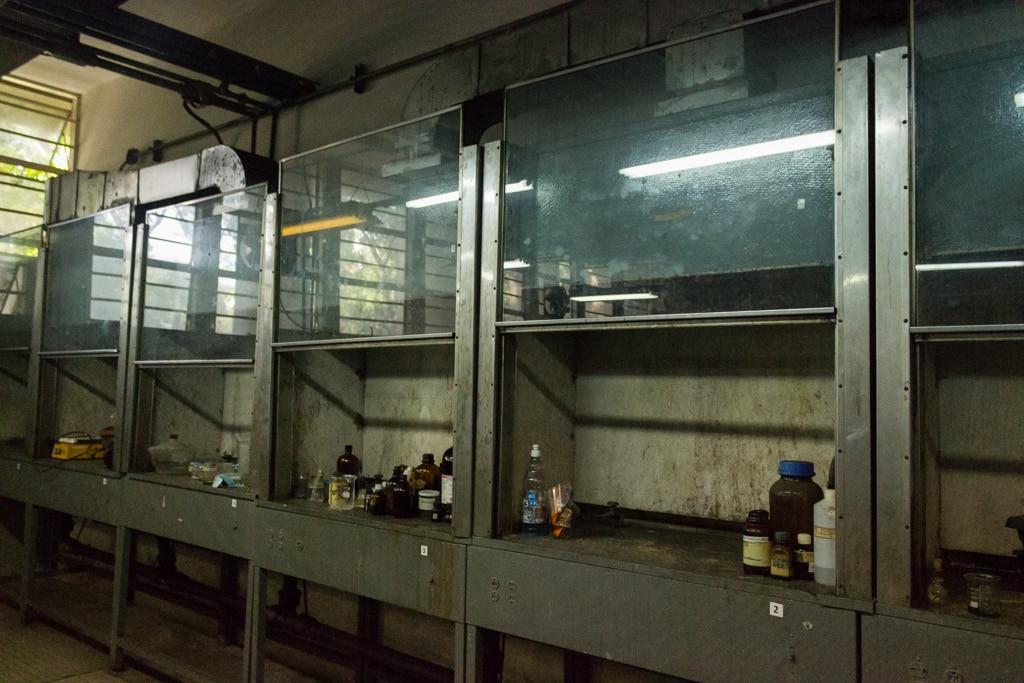 Escuela de quimica ucv