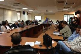 Parlamento continua consultas a la sociedad civil