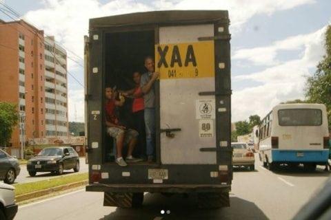 camiones aragua