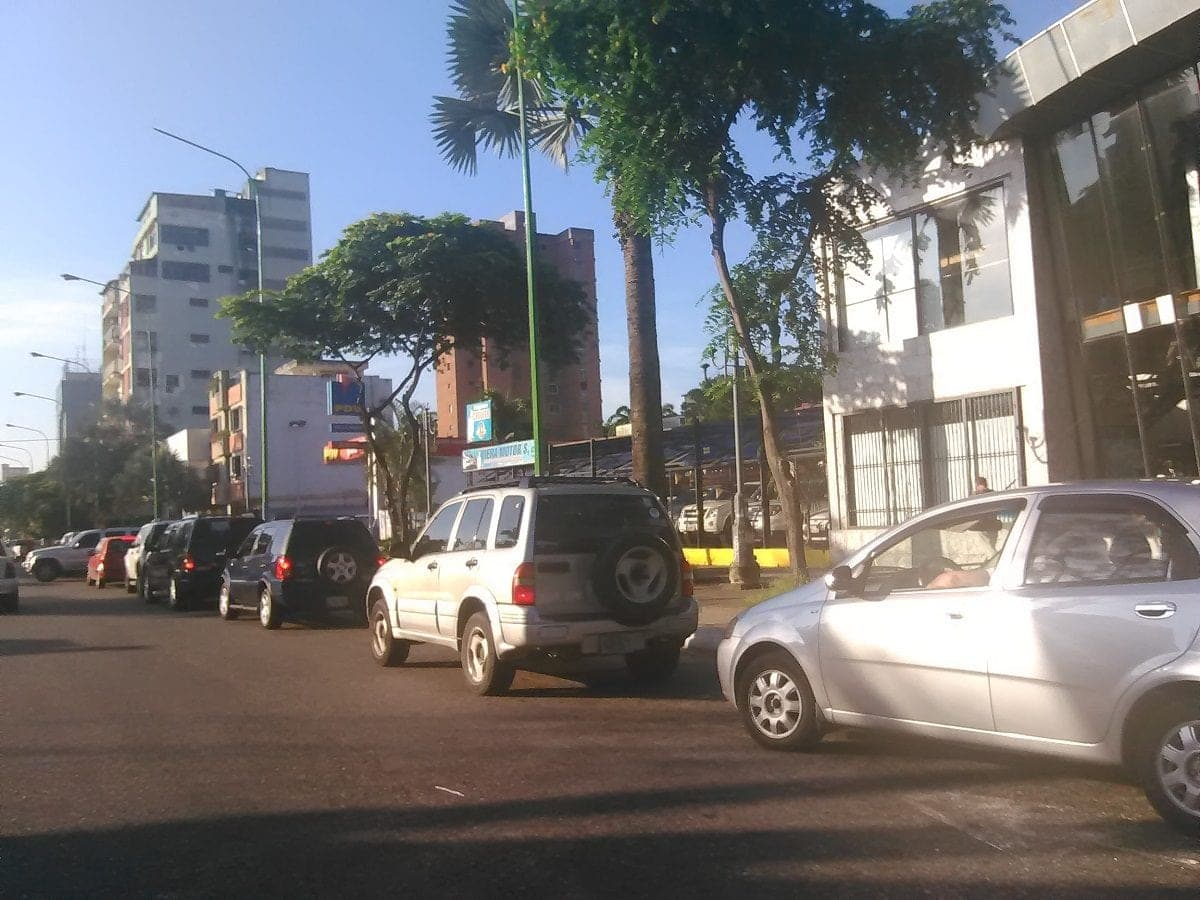 Gasolina en Carabobo