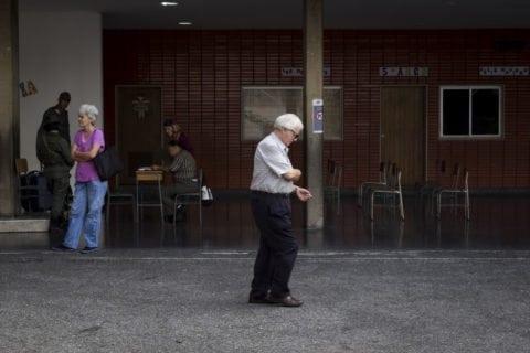 Elecciones municipales 2017, Colegio Cristo Rey.