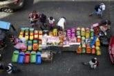 Vendedores de juguetes La hoyada