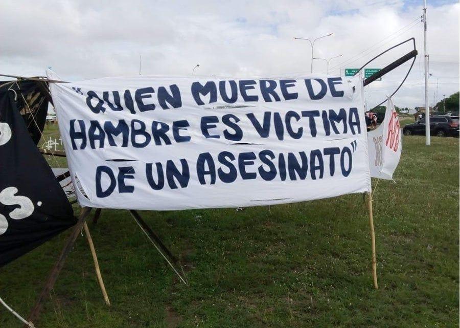 Murieron de hambre tres niños en Bolívar. Fin de año 2017