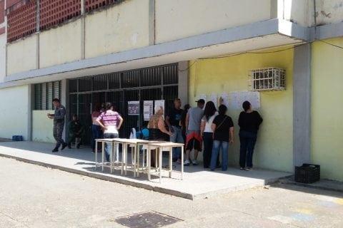 centros electorales en aragua