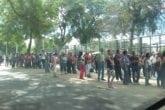Paro indefinido de transporte se extiende en toda Aragua