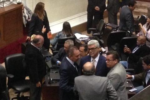 vacío de poder 1 asamblea nacional   alfonso marqina   diputados