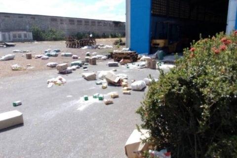 Calabozo registró saqueos a comercios y un centro de acopio en enero