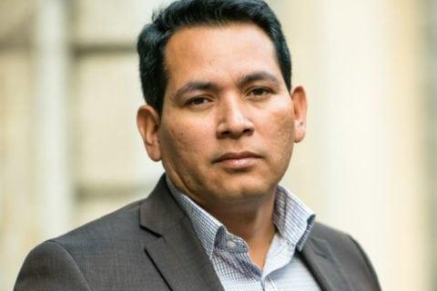 """Marco Antonio Ponce: """"Los ciudadanos han tomado las calles para exigir alimentos"""""""