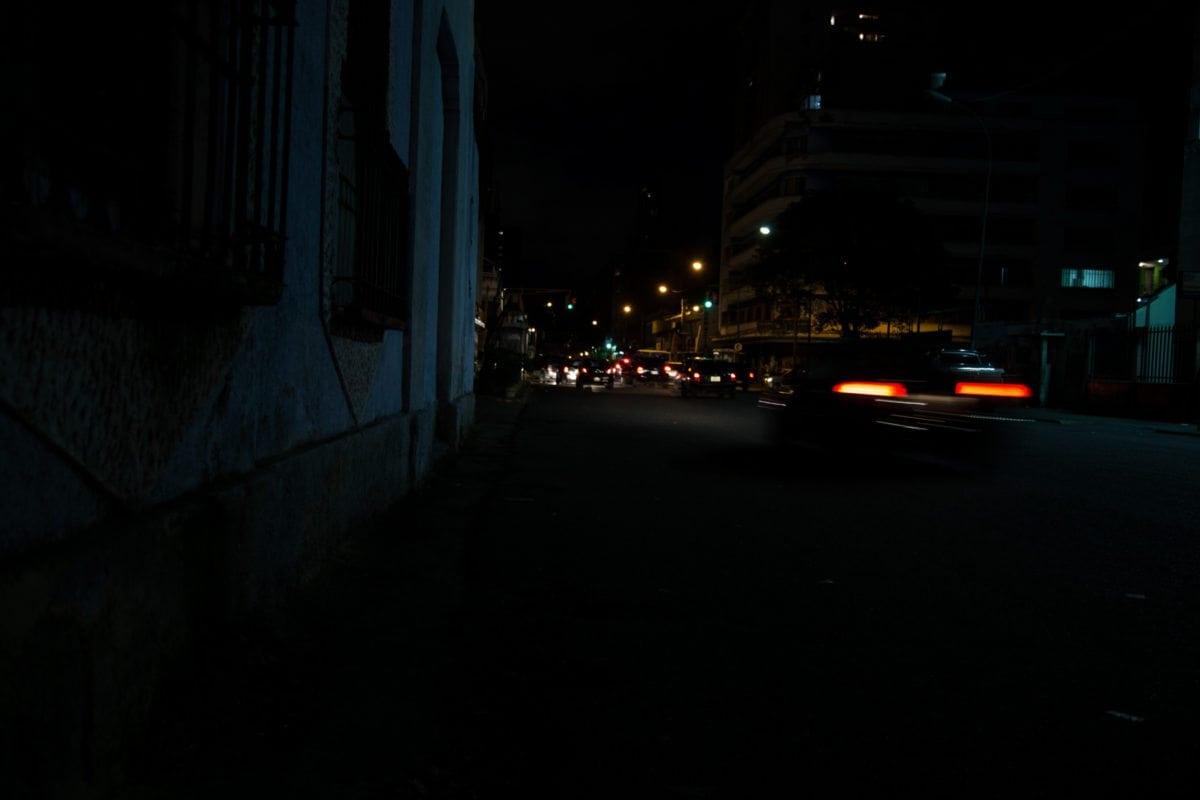 guarenas | sin luz