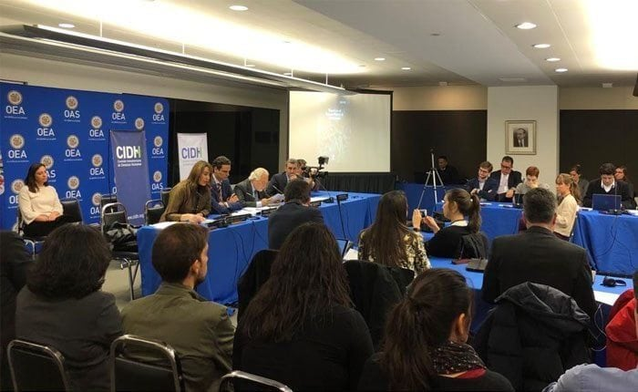 CIDH: Hay un alarmante deterioro de la democracia en Venezuela