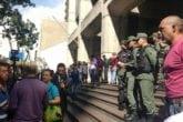 GNB impidió protesta de trabajadores de la salud que exigían mejores salarios