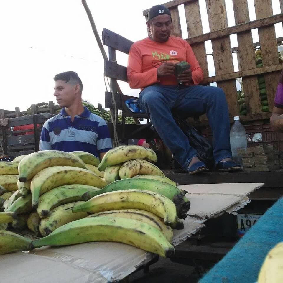 Precio del plátano se disparó en Maracaibo